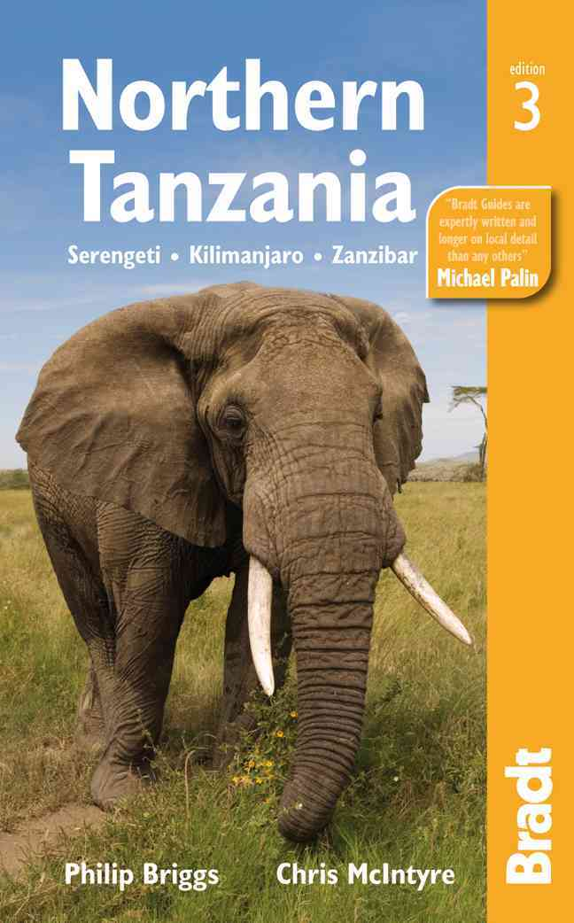 Bradt Northern Tanzania By Briggs, Philip